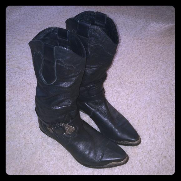 ba258b52c3c Ladies vintage cowgirl boots